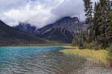 加拿大班夫国家公园露易丝湖宿营地