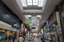 距离熊本站坐电车红色A线就可以到达,很方便,这里药妆店,小饰品店,各种店一应俱全。去的时候碰到日本电