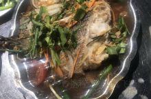 野生螃蟹石斑鱼