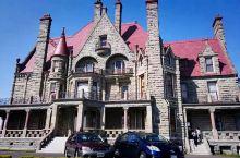 Craigdrroch城堡,维多利亚建筑风格,1890年落成,是煤炭大王那个时代最富有人家的建筑,其