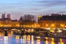 喔塞纳河的水,是心的眼泪~