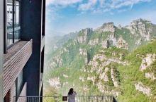 北京|白石山网红悬崖咖啡厅包场拍照攻略  【北京周边】周末趁着好天气自驾去白石山风景区,打卡网红悬崖