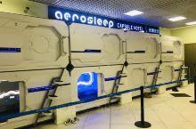 莫斯科机场胶囊旅馆,很不错,大概70人名币不到一小时