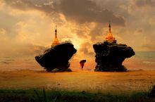 缅甸采风12天,这几张照片还只能算是留影照片我收获的是很多具有视觉冲击力的光影、色彩和奇特的慢门影调