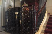 古老的电梯