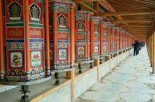 世界上最长转经筒,4公里需要走2小时,没有坚定信念无法完成。甘南拉卜楞寺。