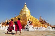 # 蒲甘·曼德勒省  # 缅甸·亚洲  #蒲甘古城是缅甸甚至亚洲之旅的终极目的地,这里是亚洲三大佛教