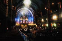蒙特利尔圣母大教堂|全球最美十佳教堂  目的地种草  这座教堂在我心里不只是蒙特利尔最美教堂,应该是