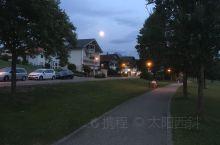 德国的乡村干净漂亮富裕,感觉很舒服。