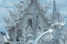 泰国背包自由行——白庙篇       提前在报了温泉-白庙-黑庙-长颈族村-金山角-乘船一日游,价格