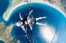 换个角度看世界——费特希耶滑翔伞体验  【准备篇】 我们预定的是早上十一点左右的,这个时间点拍出来海