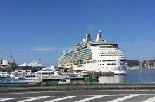 长崎港日本有名的港口