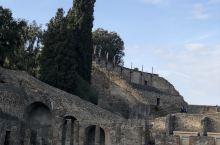 庞贝城!一座千年前有城市规划的城!太酷了!