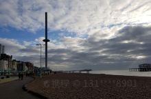 1月~冬日布莱顿的海边