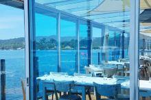 卧龙岗·新南威尔士  海边玻璃透视餐厅