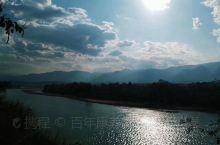 美丽富饶的潞江坝 美丽的勐赫小镇 美丽的世外乡村