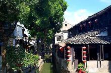 """不负水乡第一名 具有2500多年历史的甪直古镇,地处苏州境内,太湖之滨,被誉为""""神州水乡第一镇"""",因"""