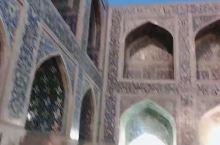伊斯法罕聚礼清真寺Masjed-e Jāmé of Isfahan 这座清真寺位于伊斯法罕的历史中心