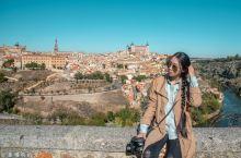 """【托莱多,塞万提斯称它为西班牙之荣,城市之光】  🌟关于托莱多  罗马一位历史学家写过这样一句话:"""""""