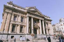从巴黎乘火车到了布鲁塞尔,第一感觉就是到了一个另一个千篇一律的欧洲国家,清一色的欧式建筑,好看的鲜花
