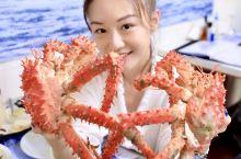 """只要200多一只的帝王蟹?天啦噜一定要吃个够! 但凡到过乌斯怀亚又爱吃的食客,一定都记得""""老船长""""这"""