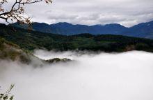 云雾缭绕的宝岛台湾