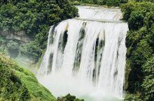 贵州黄果树大瀑布,场面非常壮观