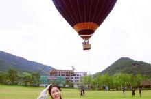 城市周边|肾上腺素爆表的体验 不出国门在莫干山就可以坐热气球 记得第一次乘坐热气球 是在浪漫的土耳其