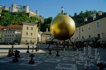 千年古城一一萨尔斯堡,我第一次知悉这座城市的名字,那是在上世纪末在电影>里。萨尔斯堡不仅诞生了音乐圣