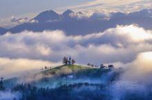 今天早上在斯洛文尼亚拍摄