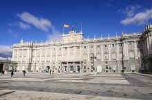 西班牙王宫!富丽堂皇值得一去,只是王宫内不让拍摄有些许遗憾!