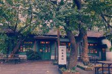 林中书店,历经半个多世纪的老房。