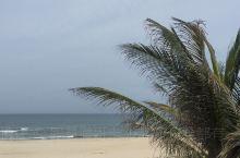 岘港的海滩,难得的闲暇时光