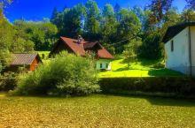 2019.09.04特黎格拉弗斯基国家公园 - 街景:一个安静的小村。很美的一个小村,在这里多住了二