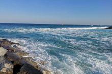 随手一拍 都是风景  冬天的海 色彩治愈 涛声入耳 洗涤喧嚣