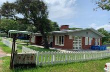 美军俱乐部改造的餐厅Brick Yard 33 1/3,曾经驻扎在台湾的美国军人的小孩也在这里度过了
