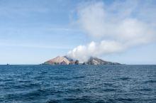 怀特岛是一座活跃的火山岛,作为新西兰目前唯一的岛屿活火山,其独特的地质特征吸引了全世界的科学家到这里