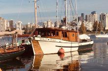 温哥华海事博物馆所处的温馨港湾,就是Hadden Park。这里天蓝、水清、草阔。除了海事博物馆着重