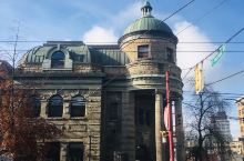 Carnegie Centre,由慈善家Andrew Carnegie捐资兴建,1903年建成,现成