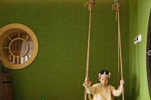隐藏于莫干山里的童话世界新晋网红主题亲子酒店!火爆你的寒暑假 秋田布谷—专为孩子设计的童话世界~ :