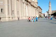 西班牙各种广场,都太适合和闺蜜们拍抖音了