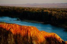 D9 五彩滩 来五彩滩一定要看日落!夕阳下,五彩滩的石头会更加的颜色灿烂