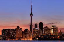 加拿大多伦多电视塔系列图片