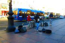 圣彼得堡涅瓦大街一幕