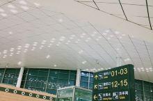 徐州观音机场,没有吸烟处。烦躁!