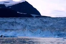 Vikingebugt of Scoresby Sund 东格陵兰岛维京人海湾Bredegletsc