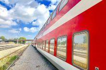 """登上时光火车穿越千年  听说海法有个火车博物馆,作为谢尓顿死忠粉根本不能错过!怀着""""我替谢耳朵去的"""""""