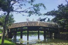 越南农村文化的体验——Thanh Toan Bridge  越南人民很热情哦 来到越南著名的旅游城市