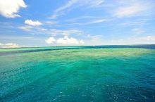 具有无敌震撼海景的八重干濑  当亲眼看到八重干濑的时候完全超出我的想象力,站在船头,目光始终望向海底