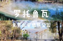 罗托鲁阿 | 免费私密地热公园  了解一下! - 罗托鲁瓦位于新西兰北岛,因其丰富的地热温泉而闻名。